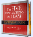 Lencioni offers explicit instructions for overcoming the human behavioral tendencies that he says corrupt teams (absence of trust, fear of conflict, lack of commitment, avoidance of accountability and inattention to results). Succinct yet sympathetic, this guide will be a boon for those struggling with the inherent difficulties of leading a group.